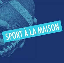 Confinement : Faites du sport avec des rugbymen professionnels