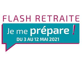 3 au 12 mai : informez-vous sur votre retraite