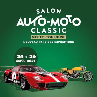 IRP AUTO au salon Auto-Moto Classic de Toulouse
