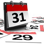 Calendrier des paiements de la retraite 2019