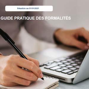 Entreprises – Guide pratique des formalités