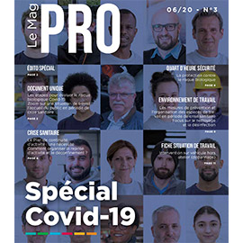 Mag Pro 3 : Spécial COVID-19