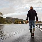 Une aide d'urgence pour les victimes d'inondations
