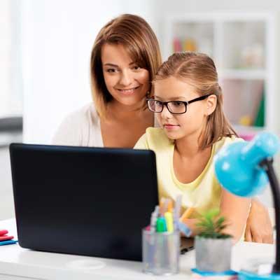 Soutien scolaire : un service en ligne gratuit dès le CE2
