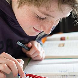 Bénéficier d'une aide pour la scolarité