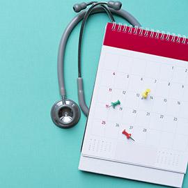 Les étapes de la réforme 100 % Santé