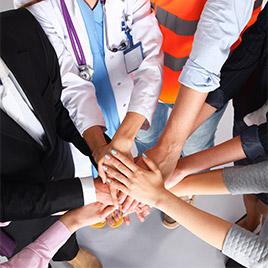 Un interlocuteur unique aux compétences multiples