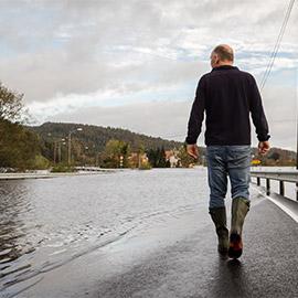 Catastrophes naturelles (inondations) : IRP AUTO vous propose une aide d'urgence