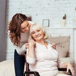 Diagnostic bien chez moi : je beneficie de la visite d'un ergotherapeute