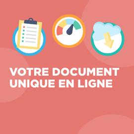 NOUVEAU :  Document unique en ligne : laissez-vous guider !