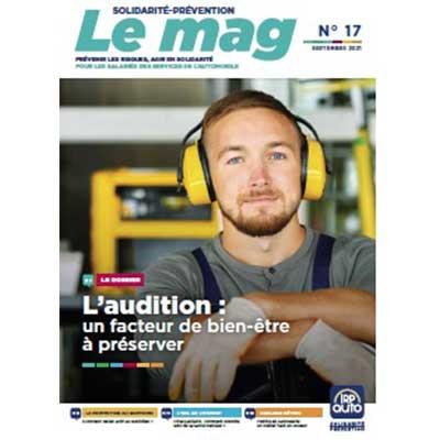 Solidarité-Prévention Le Mag