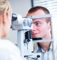 Les soins optiques-Régime Professionnel de Santé - IRP AUTO