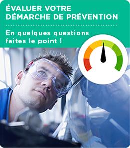 IRP AUTO - Auto-évaluation Prévention