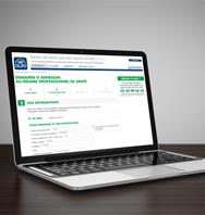Compléter en ligne votre demande d'adhésion