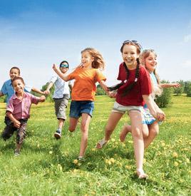 Vacances des enfants et stages BAFA