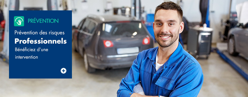 IRP AUTO - Prévention des risques professionnels