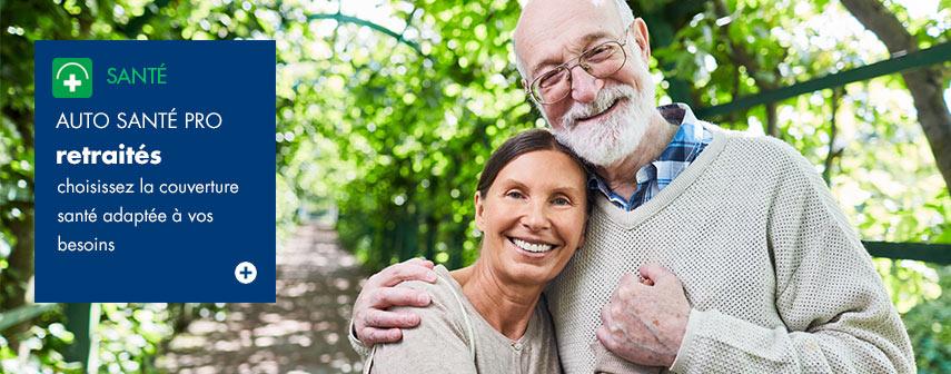 Offre santé retraités : IRP AUTO la complémentaire santé, bien être inclus