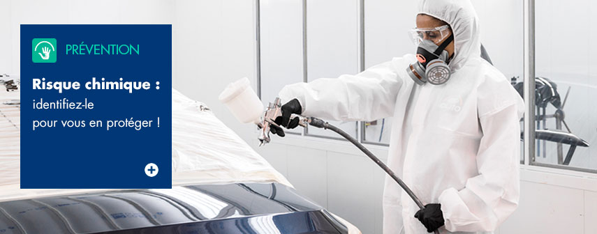 IRP AUTO - Identifier le risque chimique