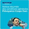 Notice Prévoyance Coups Durs - Artisans & TNS, CDR422P