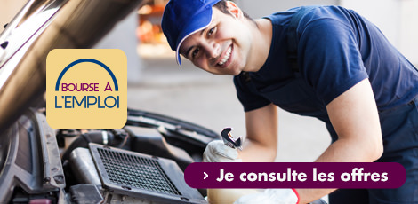 IRP AUTO - Bourse à l'emploi