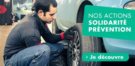 IRP AUTO - Solidarité prévention