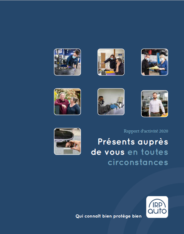 Rapport d'activité du groupe IRP AUTO