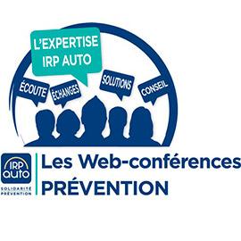IRP AUTO - webconférence solidarité prévention