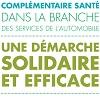 """IRP AUTO - Livre blanc """"Complémentaire santé dans les services de l'automobile : une démarche solidaire et efficace"""""""